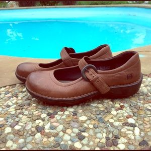BORN maryjane shoes